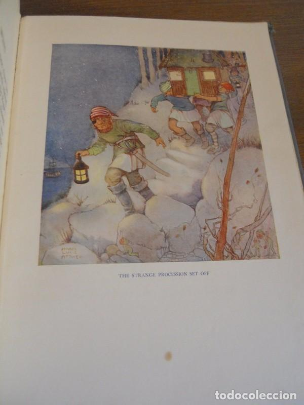 Libros antiguos: J.M. BARRIE: PETER PAN AND WENDY, HODDER & STOUGHTON, LONDON, 1930. - Foto 4 - 78346405
