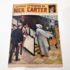 Libros antiguos: ULTIMOS EPISODIOS DE NICK CARTER, Nº 65. Lote 78523649
