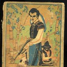 Libros antiguos: EMILIO SALGARI: LOS PESCADORES DE 'TREPANG' TOMO II. ED. SATURNINO CALLEJA. MADRID. 254 PP.. Lote 78634101