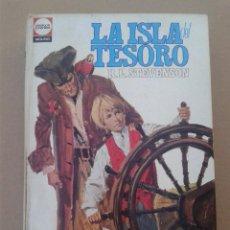 Libros antiguos: LA ISLA DEL TESORO- R. L. STEVENSON - EDITORIAL MOLINO 1969. Lote 78993649