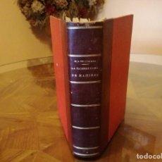 Libros antiguos: LIBRO ANTIGUO LA ILUSTRE CASA DE RAMIRES DE ECA DE QUEIROZ. Lote 79975317