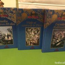 Libros antiguos: LIBROS JULIO VERNE. Lote 81247616