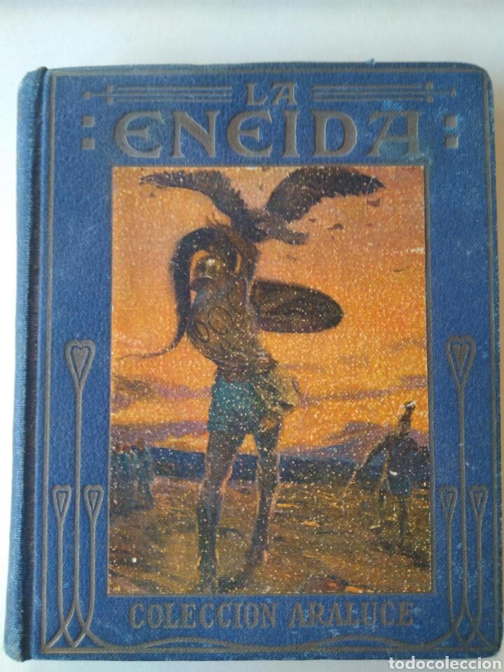 LA ENEIDA POR MANUEL VALLVÉ -C.ARALUCE ILUSTRACIONES J SEGRELLES 1933- FIRMADO POR SEGRELLES (Libros Antiguos, Raros y Curiosos - Literatura Infantil y Juvenil - Novela)
