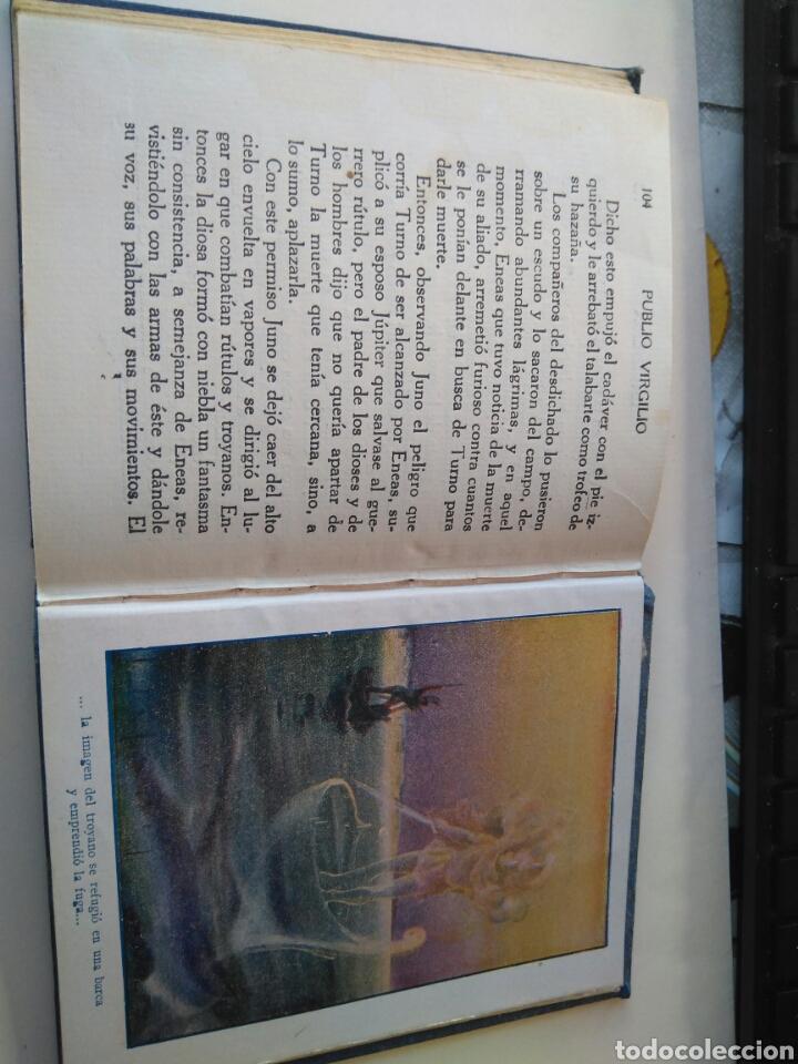 Libros antiguos: LA ENEIDA POR MANUEL VALLVÉ -C.ARALUCE ILUSTRACIONES J SEGRELLES 1933- firmado por SEGRELLES - Foto 5 - 82325092