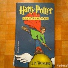 Libros antiguos: LIBRO DE HARRY POTTER. Lote 85490192