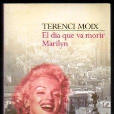 Libros antiguos: LIBRO TERENCI MOIX. Lote 86033088