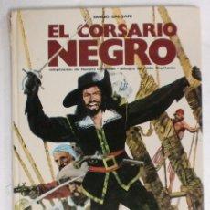 Libros antiguos: EMILIO SALGARI - EL CORSARIO NEGRO - COLECCION SIEMPRENUEVOS- EDICIONES PAULINAS . Lote 87131292