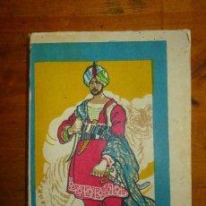 Libros antiguos: SALGARI, EMILIO. SANDOKÁN. TOMO I. Lote 87256108