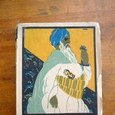 Libros antiguos: SALGARI, EMILIO. LOS ESTRANGULADORES. Lote 87256608