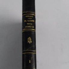 Libros antiguos: L- 595. EL LLIBRE DE LA JUNGLA, R.KIPLING. 1935.. Lote 88838300
