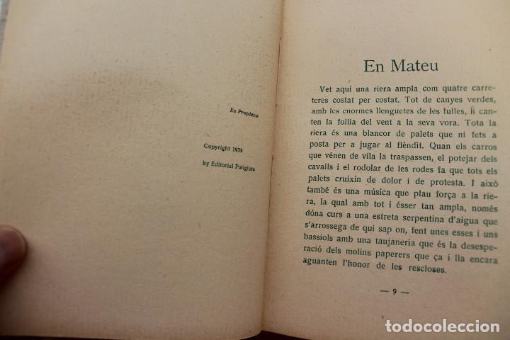 Libros antiguos: HEROIS DE CALÇA CURTA, EN MATEU, JOSEP MIRACLE, EDITORIAL POLÍGLOTA, 1933 - Foto 2 - 89489168