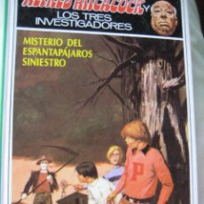 Libros antiguos: ALFRED HITCHCOCK Y LOS INVESTIGADORES. Nº29: MISTERIO DEL ESPANTAPÁJAROS SINIESTRO,1987, BUEN ESTADO. Lote 89608344