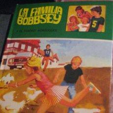 Libros antiguos: LA FAMILIA BOBBSEY N.º 4, EL TESORO PORTUGUÉS, BUEN ESTADO, 1978. Lote 158978368