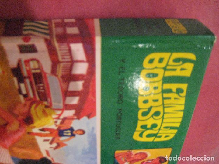 Libros antiguos: LA FAMILIA BOBBSEY N.º 4, EL TESORO PORTUGUÉS, BUEN ESTADO, 1978 - Foto 2 - 158978368