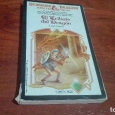 Libros antiguos: EL TRIBUTO DEL DRAGON. Lote 90658790