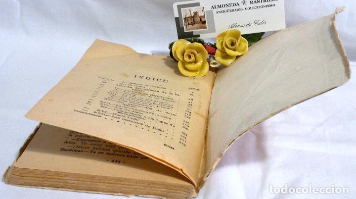 Libros antiguos: LOS DOS RIVALES - EMILIO SALGARI - EDITORIAL SATURNINO CALLEJA. PPOS XXs. - Foto 8 - 90770615