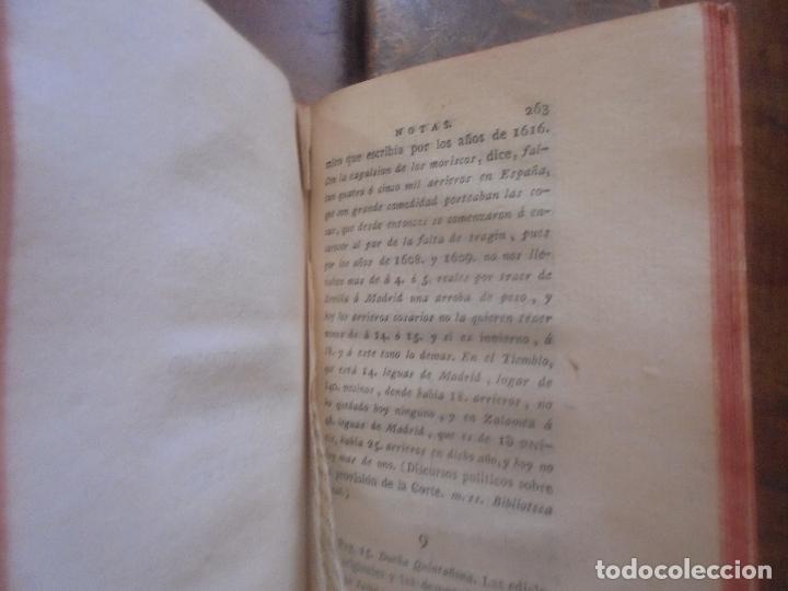 Libros antiguos: Don quijote de la Mancha. - Foto 4 - 92731615