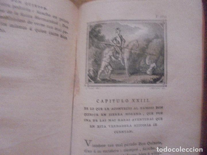 Libros antiguos: Don quijote de la Mancha. - Foto 6 - 92731615