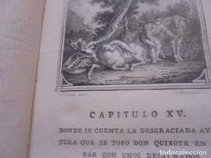 Libros antiguos: Don quijote de la Mancha. - Foto 10 - 92731615