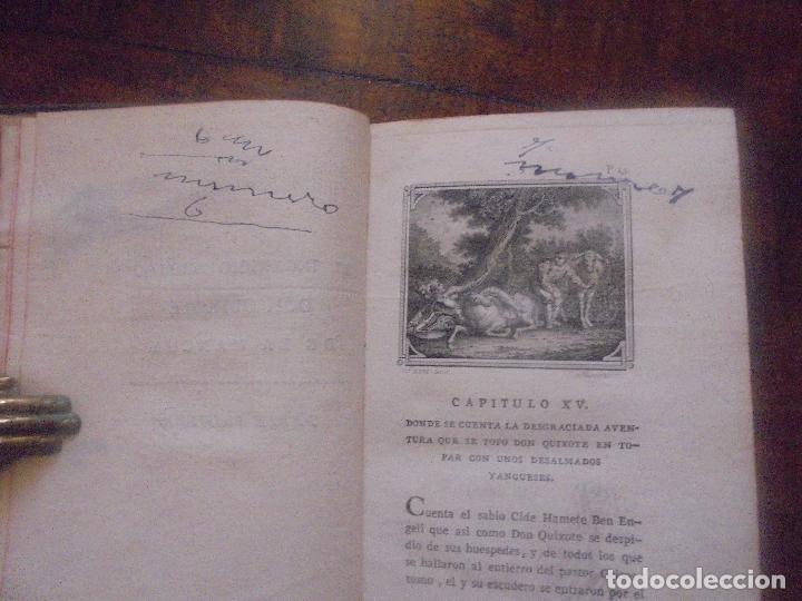Libros antiguos: Don quijote de la Mancha. - Foto 11 - 92731615