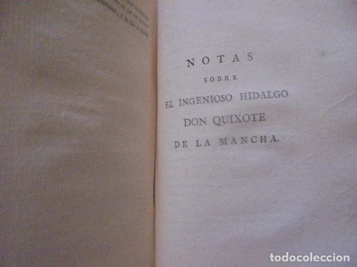 Libros antiguos: Don quijote de la Mancha. - Foto 16 - 92731615