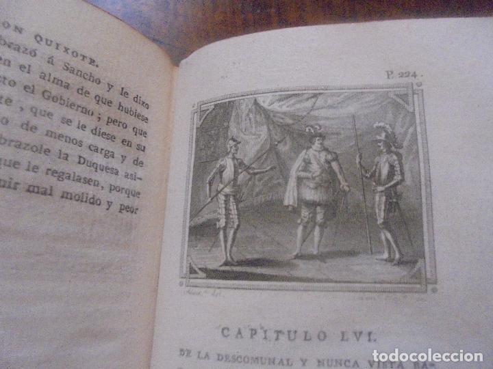 Libros antiguos: Don quijote de la Mancha. - Foto 18 - 92731615