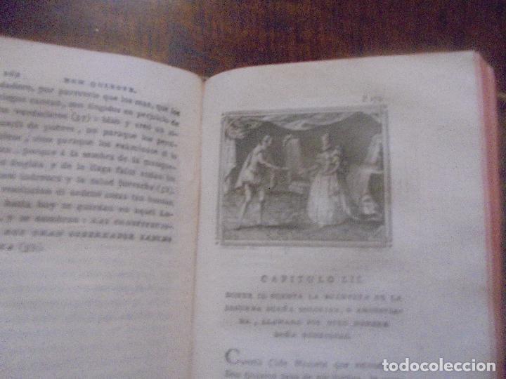 Libros antiguos: Don quijote de la Mancha. - Foto 19 - 92731615