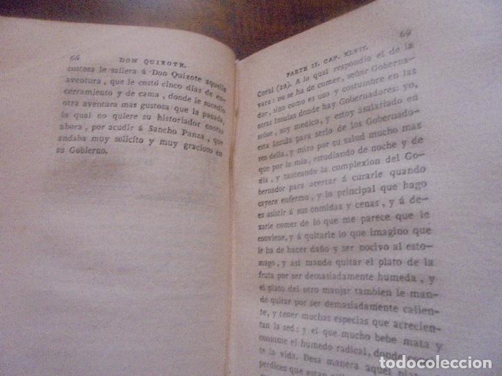 Libros antiguos: Don quijote de la Mancha. - Foto 20 - 92731615