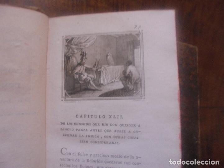 Libros antiguos: Don quijote de la Mancha. - Foto 22 - 92731615