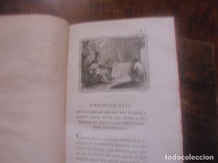Libros antiguos: Don quijote de la Mancha. - Foto 23 - 92731615