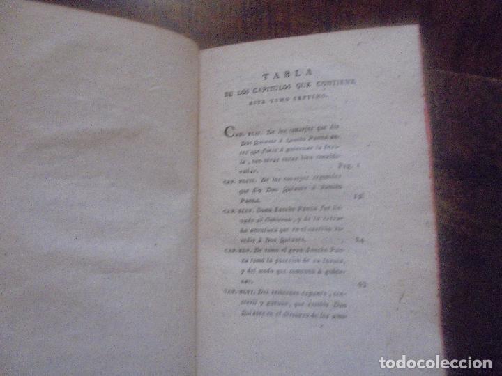 Libros antiguos: Don quijote de la Mancha. - Foto 25 - 92731615