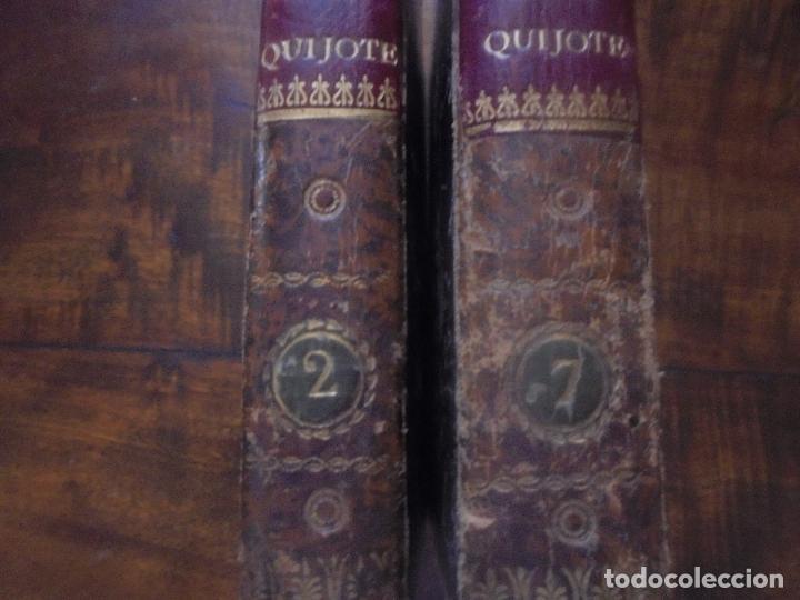 Libros antiguos: Don quijote de la Mancha. - Foto 31 - 92731615