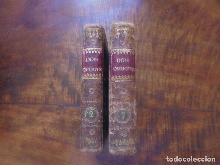 Libros antiguos: Don quijote de la Mancha. - Foto 32 - 92731615