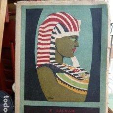 Libros antiguos: EL SACERDOTE DE PHTAH E.SALGARI EDITORIAL SATURNINO CALLEJA. Lote 93719340
