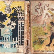 Libros antiguos: LA COMADRE MUERTE (CUENTOS DE CALLEJA, C. 1900). Lote 97415703