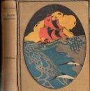 Libros antiguos: EMILIO SALGARI : EL BUQUE MALDITO (CALLEJA, 1916) TAPA DURA. Lote 97747663