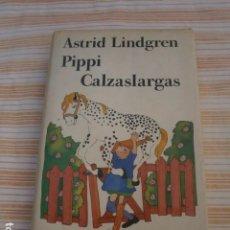 Libros antiguos: PIPPI CALZASLARGAS . Lote 98686099