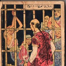 Libros antiguos: SALGARI : LOS HIJOS DEL AIRE TOMO I (CALLEJA, S.F.). Lote 98717343