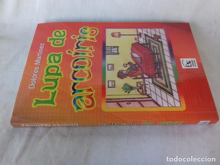 LUPA DE ARCOIRIS-DOLORES MARTINEZ-PROSOPON EDITORES-PRIMERA EDICION DICIEMBRE 2011 (Libros Antiguos, Raros y Curiosos - Literatura Infantil y Juvenil - Novela)