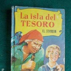 Libros antiguos: LA ISLA DEL TESORO ESTEBENSON. Lote 100506111