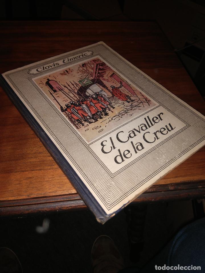 EL CAVALLER DE LA CREU, CLOVIS EIMERIC, 1930-1934 (Libros Antiguos, Raros y Curiosos - Literatura Infantil y Juvenil - Novela)
