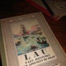 Libros antiguos: LAU O LES AVENTURES D'UN APRENENT DE PILOT, CARLES SOLDEVILA, 1930-1934. Lote 102566251