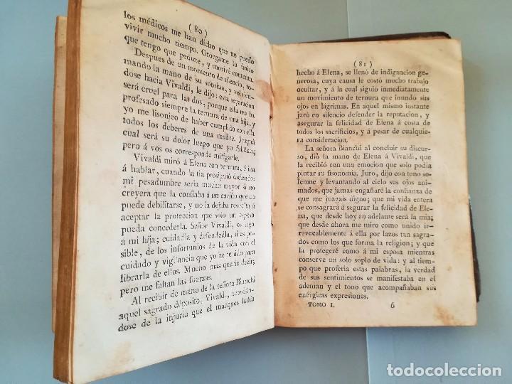 Libros antiguos: LIBRO,EL CONFESIONARIO DE LOS PENITENTES NEGROS, SIGLO XIX, AÑO 1821,EPOCA NAPOLEON BONAPARTE,TOMO I - Foto 4 - 103103255