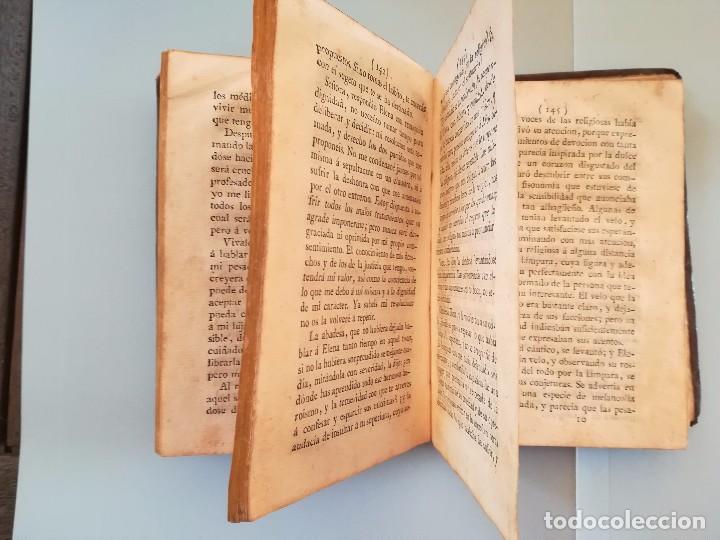 Libros antiguos: LIBRO,EL CONFESIONARIO DE LOS PENITENTES NEGROS, SIGLO XIX, AÑO 1821,EPOCA NAPOLEON BONAPARTE,TOMO I - Foto 5 - 103103255