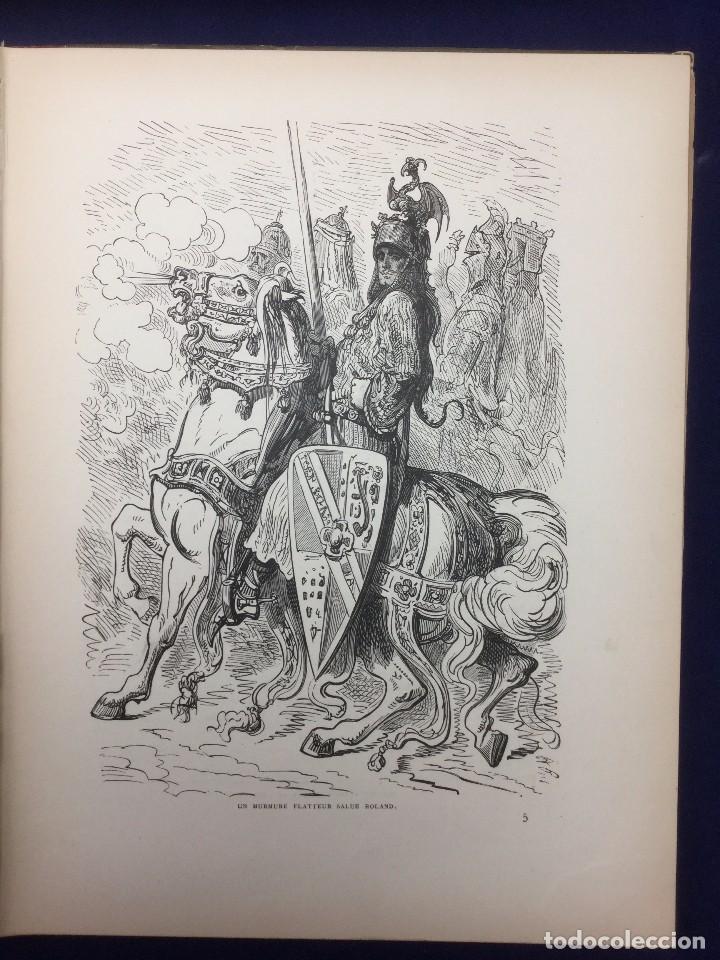 Libros antiguos: CROQUE-MITAINE. ILUSTRADO POR GUSTAVE DORÉ. 1892 - Foto 3 - 103114931