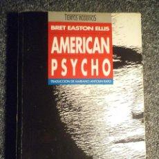 Libros antiguos: AMERICAN PSYCHO. Lote 103775527