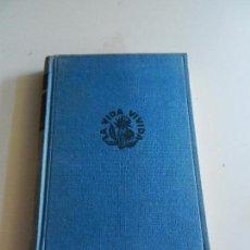 Libros antiguos: EL AMOR ENTRE LOS PRIMITIVOS GUSTAVO WELTER. ED. LUIS DE CARALT. . Lote 104191315