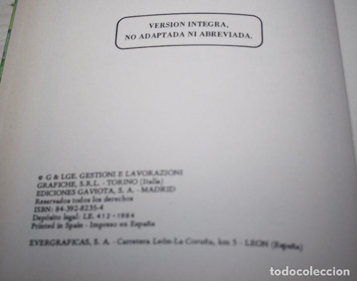 Libros antiguos: El prisionero del Caúcaso - León Tolstoi - Clásicos Jóvenes Gaviota - Foto 3 - 104625539