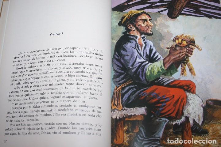 Libros antiguos: El prisionero del Caúcaso - León Tolstoi - Clásicos Jóvenes Gaviota - Foto 4 - 104625539