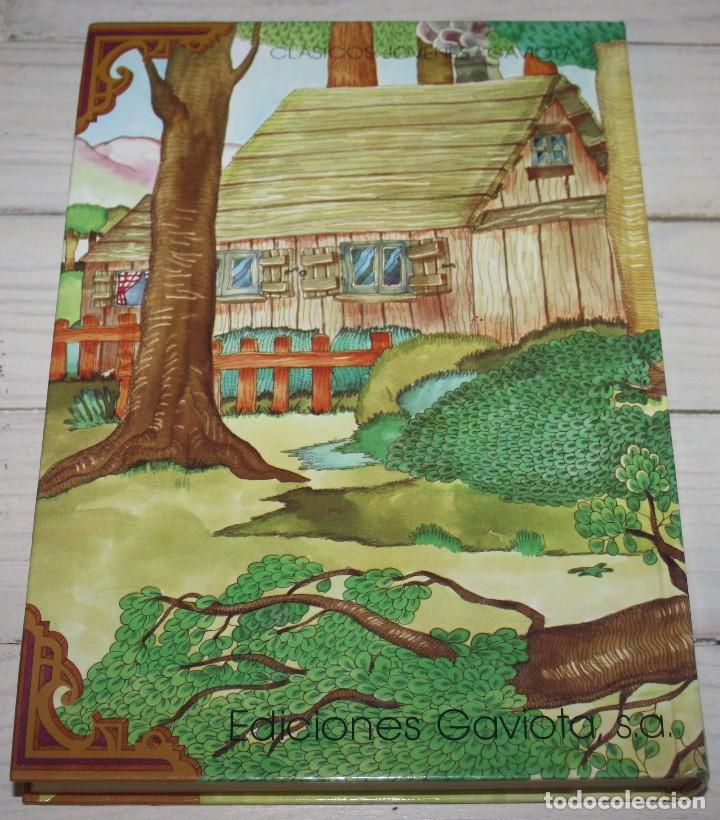 Libros antiguos: El prisionero del Caúcaso - León Tolstoi - Clásicos Jóvenes Gaviota - Foto 5 - 104625539